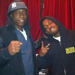 """Talib Kweli f. Kendrick Lamar & Curren$y  - """"Push Thru"""""""