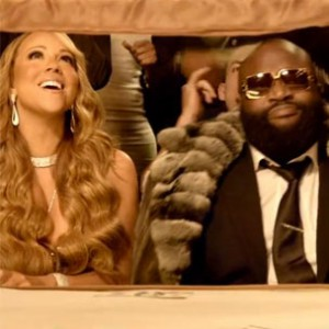 "Mariah Carey f. Rick Ross & Meek Mill  - ""Triumphant (Get 'Em)"""