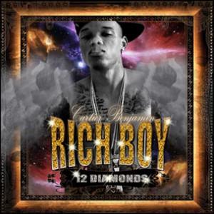 Rich Boy f. Chilli Chill - Resurrected In Diamonds