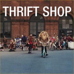 Mackelmore & Ryan Lewis - Thrift Shop