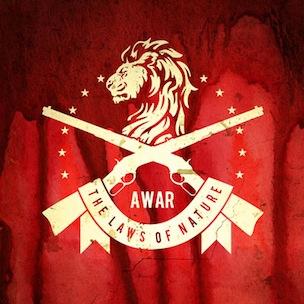 """AWAR """"Laws Of Nature"""" Full Album Stream"""