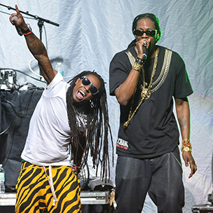 "Lil Wayne Says He's Not Proud Of His Verse On 2 Chainz's ""Yuck!"""