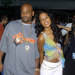 Damon Dash Supports Posthumous Aaliyah Album