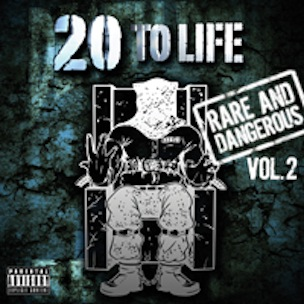 "Death Row Records To Release ""20 To Life: Rare & Dangerous Vol 2"" Featuring Crooked I & Daz Dillinger"