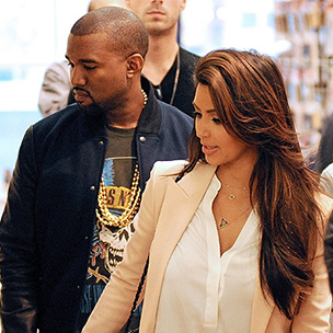Kanye West & Kim Kardashian Star In MTV Video Music Awards Promo