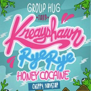 "Kreayshawn Announces ""Group Hug"" Tour, Features Rye Rye & Honey Cocaine"