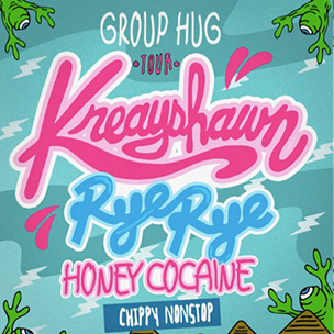 "Kreayshawn Announces ""Group Hug"" Tour, Features Rye Rye & Honey Cocaine"