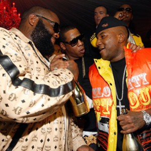 Footage Released Of Rick Ross & Young Jeezy Fight At BET Hip-Hop Awards