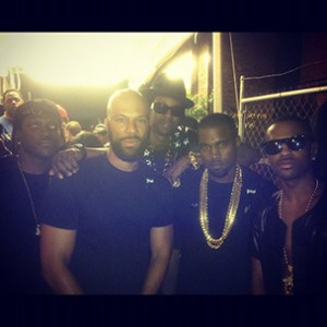 G.O.O.D. Music Performs At Jay-Z's Made In America Festival