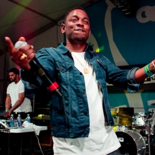Kendrick Lamar Brings Out Lupe Fiasco In Chicago, Illinois