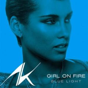 Alicia Keys - Girl On Fire (Blue Light Remix)