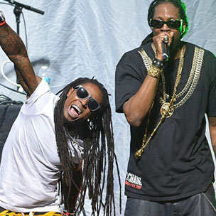 "2 Chainz f. Lil Wayne - ""Yuck [Club LIV Performance]"""