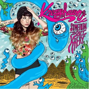 "Kreayshawn ""Somethin' Bout Kreay"" Album Stream"