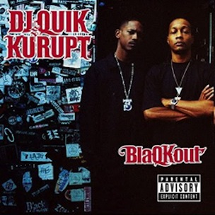 "Kurupt Alludes To ""BlaQKout 2"" Album With DJ Quik"