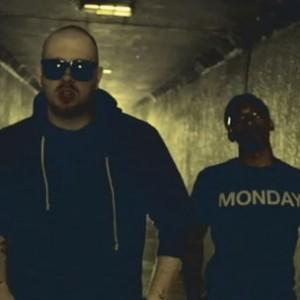 "Diggaz With Attitude f. Apathy, Roc Marciano & Planet Asia - ""Half Dead"""