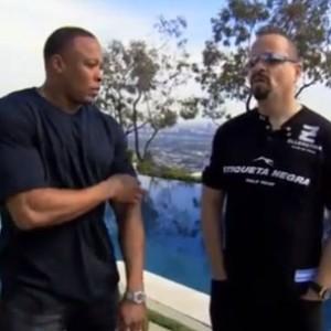 Dr. Dre & Ice-T - Discuss Dre's Production Techniques