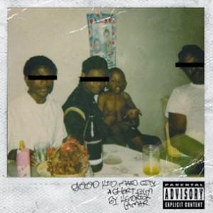 """Kendrick Lamar """"good kid, m.A.A.d city"""" Cover Art"""