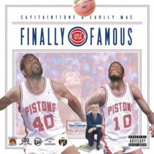 SAYITAINTTONE & Earlly Mac f. Big Sean & Juicy J - On Deck