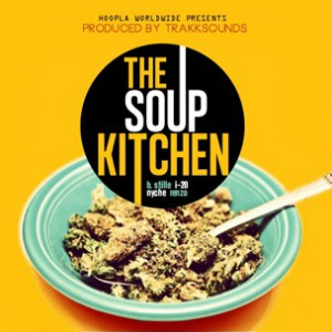 B. Stille (of Nappy Roots) f. I-20, Nyche & Renzo - The Soup Kitchen