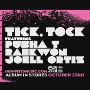 Pusha T f. Raekwon & Joell Ortiz - Tick Tock