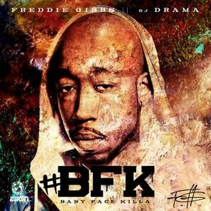 Freddie Gibbs - Baby Face Killa (Mixtape Review)