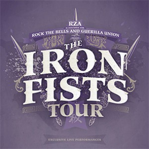 """RZA Announces """"The Man With The Iron Fists"""" Tour Dates"""