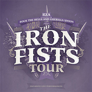 "RZA Announces ""The Man With The Iron Fists"" Tour Dates"
