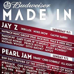 Jay-Z's Made In America Festival Live Stream