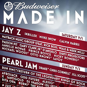 Jay-Z's Made In America Festival Live Stream