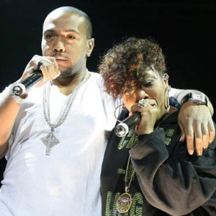"Missy Elliott Debuts ""Triple Threat"" & ""9th Inning"" With Timbaland, Offers Prayers For Chris Lighty"