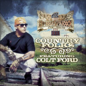 Bubba Sparxxx f. Colt Ford - Country Folks