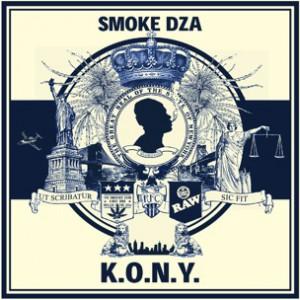 Smoke DZA f. Joey Badass - G.otham F.uckin' C.ity