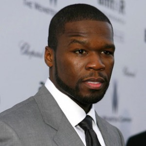 50 Cent Bowls While Wearing Gunplay's Chain