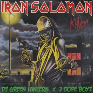 Iron Solomon f. Saigon & Emilio Rojas - Monster