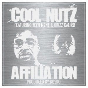 Cool Nutz f. Tech N9ne & Krizz Kaliko - Affiliation