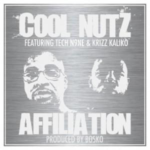 Cool Nutz f. Tech N9ne & Krizz Kaliko - Affiliation