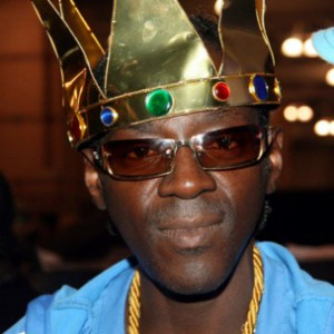 Flavor Flav Arrested For Assault With A Deadly Weapon