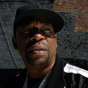 "Grandmaster Caz To Publish ""Written"" Book Of Lyrics"