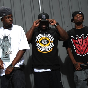 "Horseshoe Gang Speak On Dealing With Homelessness, ""#TrueStory,"" Crooked I's Influence"