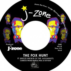 J-Zone f. Breeze Brewin, Prince Paul & Oxygen - The Fox Hunt