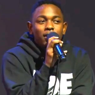 "Kendrick Lamar Breaks Down The ""#Section.80"" Album Cover"