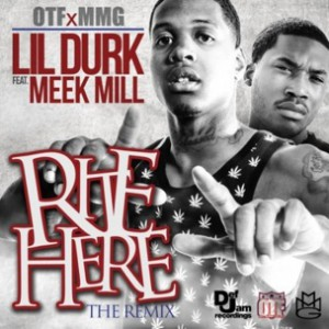 Lil Durk f. Meek Mill - Right Here Remix