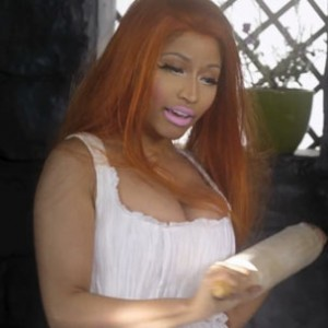 "Nicki Minaj - ""Va Va Voom"""