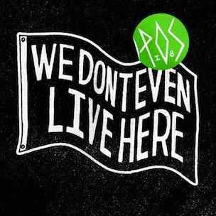 "P.O.S. ""We Don't Even Live Here"" Album Stream"