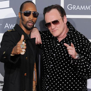 """RZA Says He Studied Under Quentin Tarantino To Prepare For """"The Man With The Iron Fists"""""""