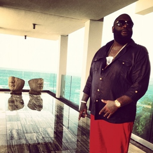 "Rick Ross f. Wale & Drake - ""Diced Pineapples"""
