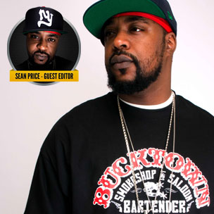 Sean Price's Top 20 Favorite Albums Of All Time