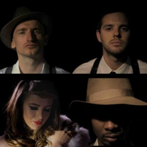 The D.O.T. (Mike Skinner & Rob Harvey) f. Danny Brown & Clare Maguire - You Never Asked