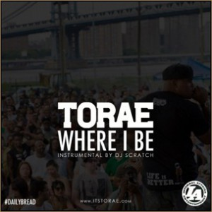 Torae - Where I Be