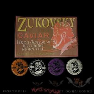 Wild Stylaz f. Donny Goines - Casino Chips & Caviar